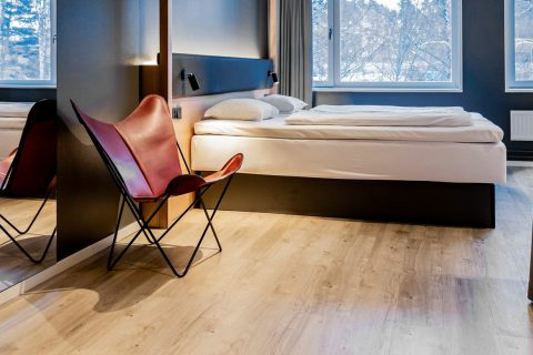 Zleep Hotel Rooms in Stockholm