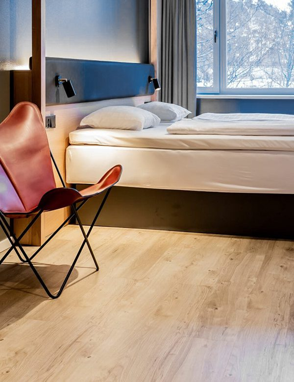 Zleep Hotel Rooms in Stockholm