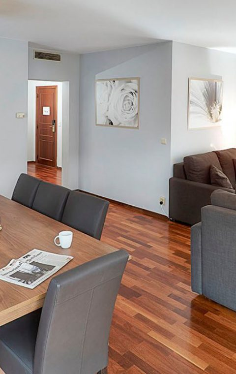 THON Long Stay Apartments in Brussels
